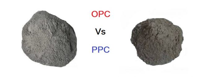 Is There any Difference Between OPC and PPC Cement