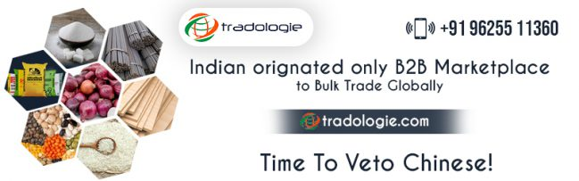 Tradologie-Indian originated B2B Trading platform
