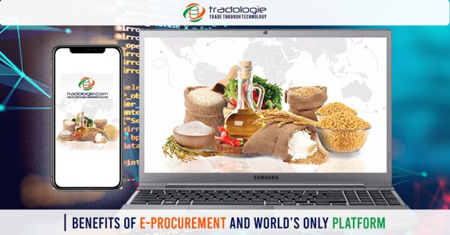 Benefits of E-procurement and World's only platform
