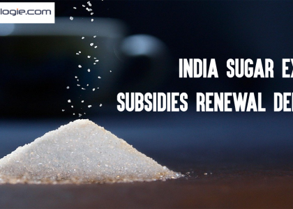 sugar export subsidies renewal delayed