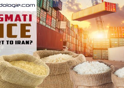 Basmati Rice export to Iran