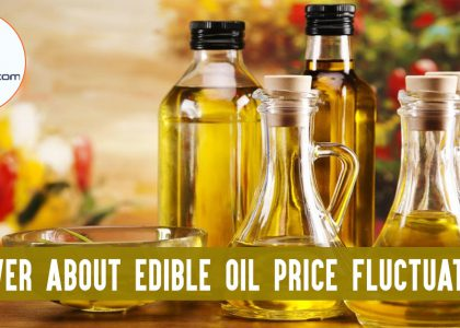 No changes in the Edible oil prices till January Next Year