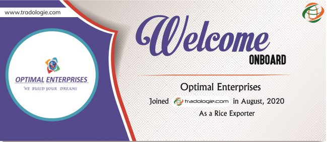 Optimal enterprise, we are honoured to have you