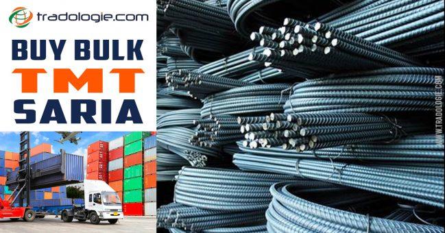 Buy Bulk TMT Saria Online - TMT Saria Buyers