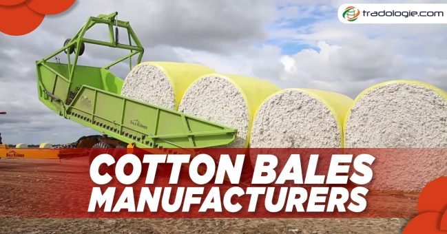Cotton Bales Manufacturers
