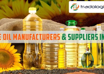 Edible Oil Manufacturers & Suppliers - Buy Best Cooking Oil Online in India