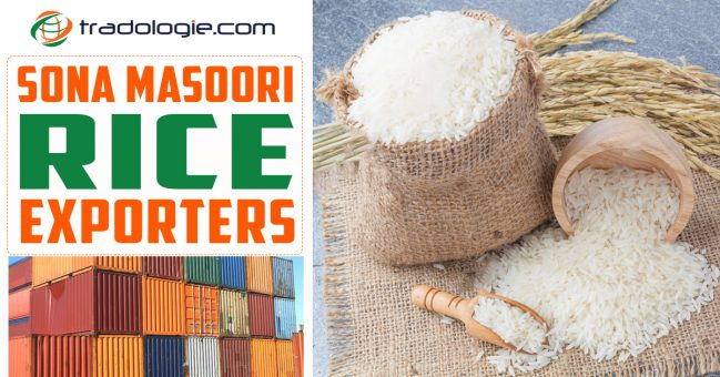 Sona Masoori Rice Buyer Suppliers