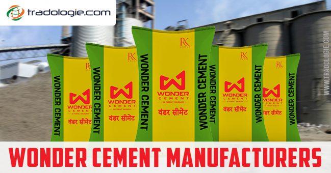 Wonder Cement Manufacturers Exporters
