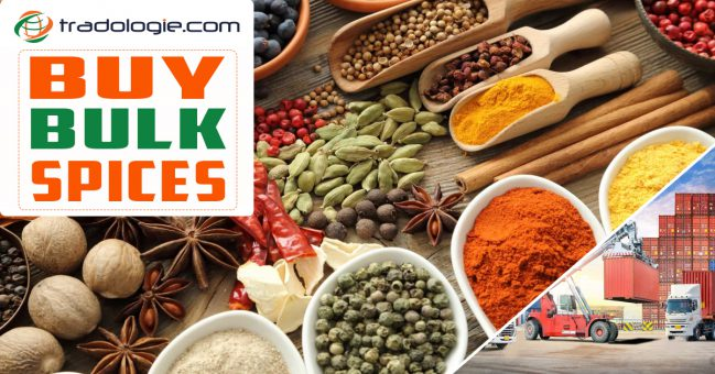 Spices - Buy Bulk Spices