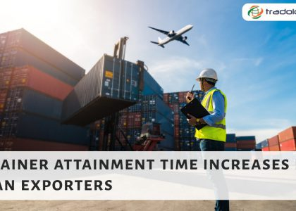 Indian exporters face container shortage due to trading inconsistency