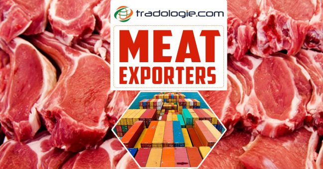 Bulk Trading of Meat - Meat Exporter and Producers in India