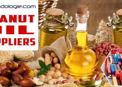 Peanut Oil Suppliers - Groundnut Oil Manufacturers in India - Bulk Trading