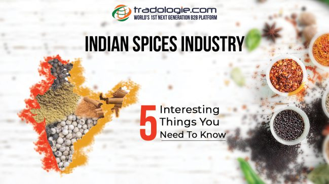 Indian Spice Industry