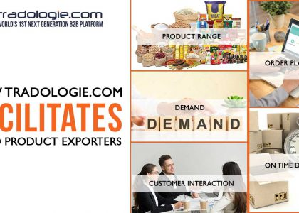 Facilitates Food Product Exporters